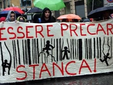 Italia paese in crisi