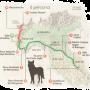 Il percorso del lupo