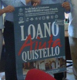 Loano a QUISTELLO  vedi consiglieri UGLIO 2012