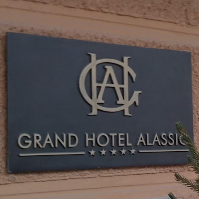 Alassio targa Grand Hotel