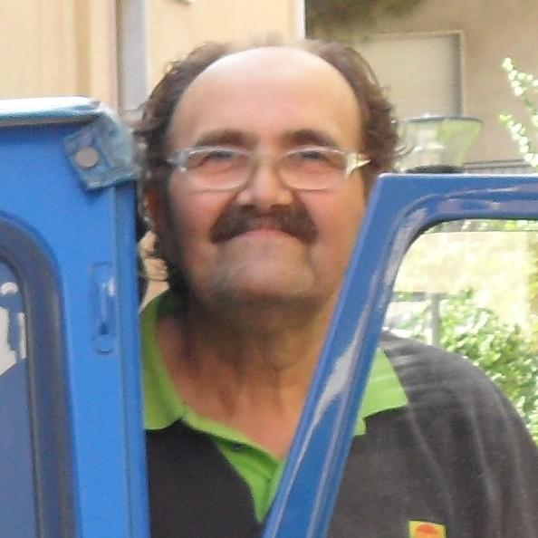 Gianni Bruzzone e auto antica