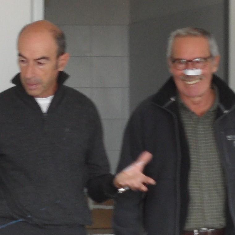 Riccardo Ferrari e Roberto  Bosano