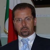 Paolo Ceppi, farmacista, assessore ai Trasporti della Provincia di Imperia