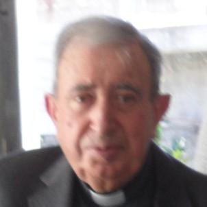 Don  Fiorenzo Gerini, da 60 anni, parroco di Peagna