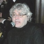 Il consigliere comunale di Fi, Fausto Benvenuto con Vittorio Sgarbi