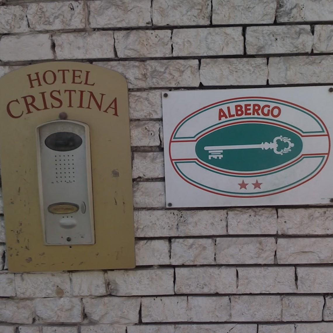 Borghetto  targa hotel Cristina