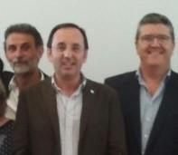 Neppure un foto decente, ci scusiamo se alcuni dei presenti sono invisibili, in occasione dell'incontro in Regione Liguria con l'assessore al Turismo