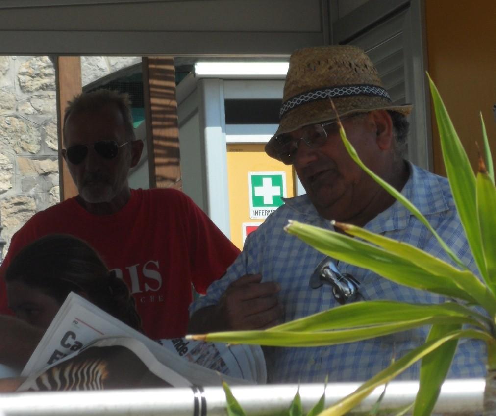 Il signo 'cocco' di Alassio, Giuseppe Sciortino
