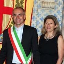 Giorgio Cangiano e Bianca Sartori