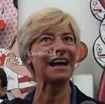 Roberta Pinotti a scuola