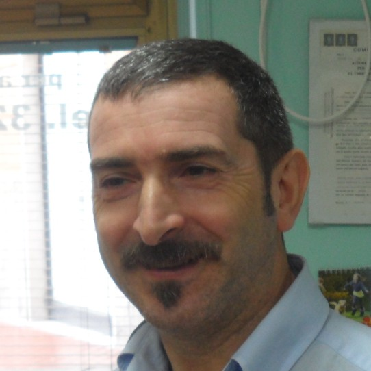 Luigi Gino Tridico parrucchiere