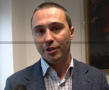 Alessio Albani presidente dei giovani industriali liguri (foto IVG)