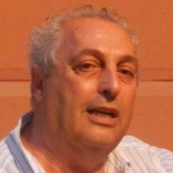 Rolando Fazzari con il magistrato Nicola Gratteri