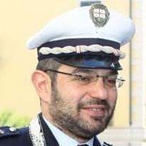 Il comandante dei vigili urbani di Alassio, Francesco Parrella