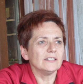 Marina Caramellino in una foto d'archivio del 2011