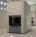 Forno crematorio moderno