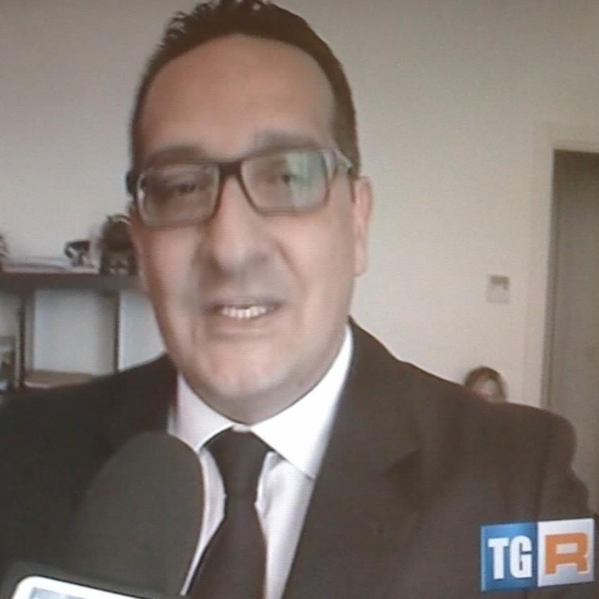 L'imprenditore Pietro Fotia intervistato dal Tg3 Regione