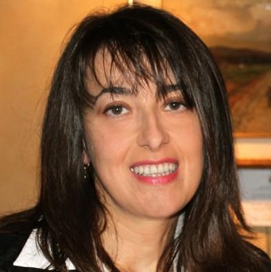 Claudia Ghirardello autrice del libro Le Meraviglie di Loano
