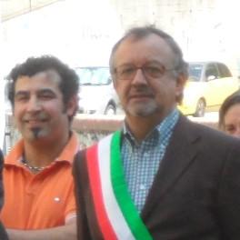 Il sindaco Giorgio Ferraris