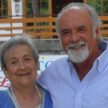 Nava Antonio Ricci e zia Franca Torre