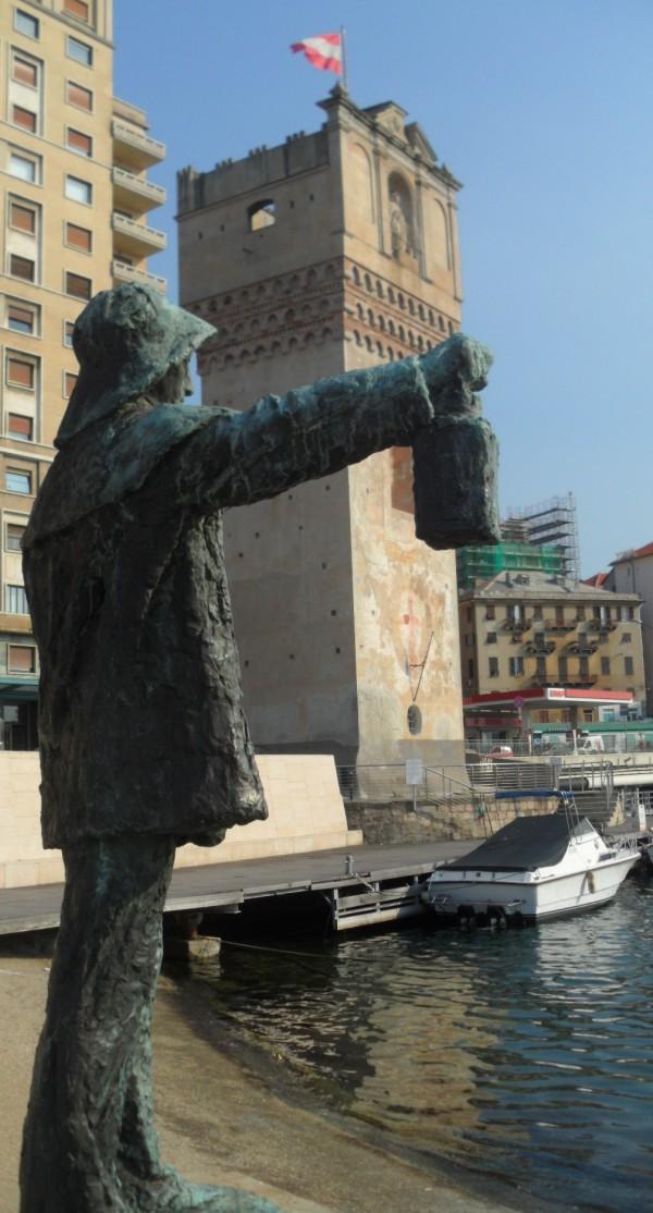 Savona alla memoria la Torretta