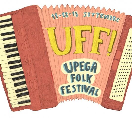 Upega Logo Ufficiale Folk Festiva