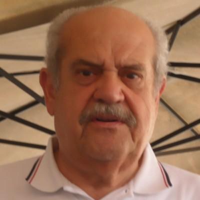 Giuseppe (Pino) Bruzzone  2015