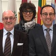 Albergatori savonesi a Bruxelles: Berlangieri e Scrivano