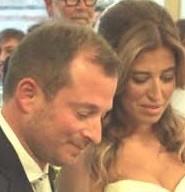 Federica La Corte e Carrara  sposi 2015