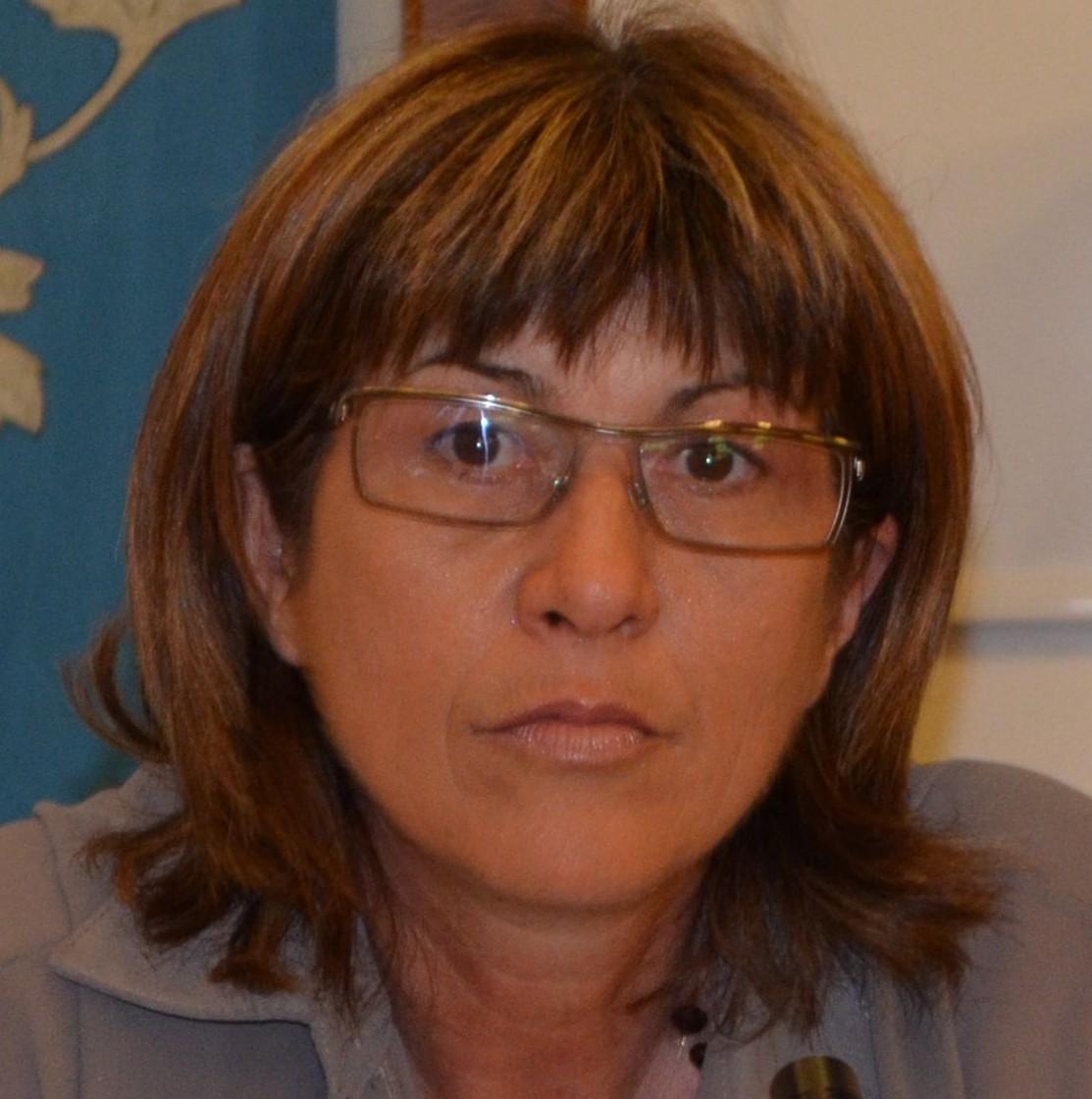 Patrizia Lanfredi assessore al Comune di Andora 2015