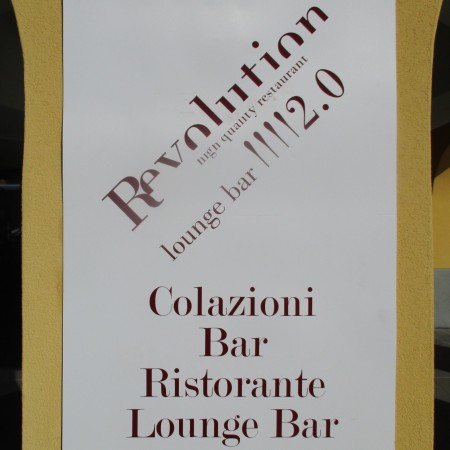 Loano porto Revolution