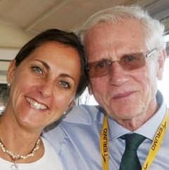 Riccardo Pellicci e Alessandra Crippa 2015