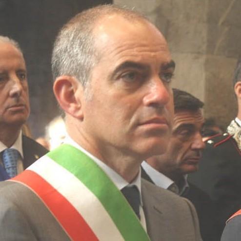 Giorgio Cangiano sindaco di Albenga novembre 2015