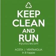 Keep Clean and Run Fusta Editore