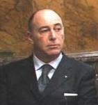 Marco Melgrati, architetto, ex sindaco e ex capogruppo in Regione