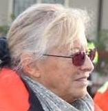 Maria Falcone presidente Croce Bianca di Andora 2015