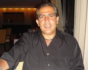 Serafino Fameli in una foto pubblicata da Savona News