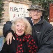 Rafaela Fasano e Gianni Coilombo sposi