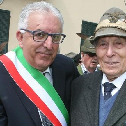Pietro Balestra sindaco e il reduce Sassetti