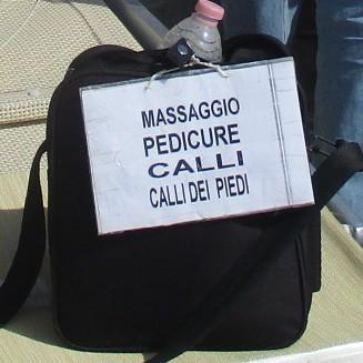 Alassio massaggi cartello 2