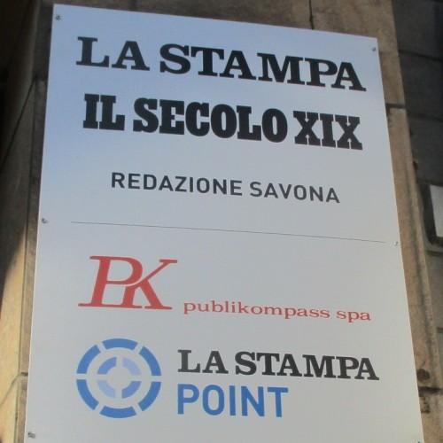Savona redazione La Stampa - IlSecolo
