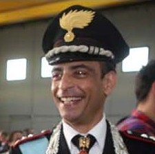 Alessandro Parisi, colonnello, 2016
