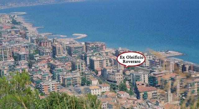 Ex Oleificio Roveraro, Borghetto