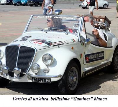 Fiat 500 a Garlenda
