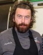 Giorgio Cervetto chef del ristorante Nove di Villa Pergola