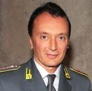 Giovanni Palma colonnello comandante  GdF 2016