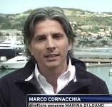 Loano Marco Cornacchia direttore  Marina di Loano