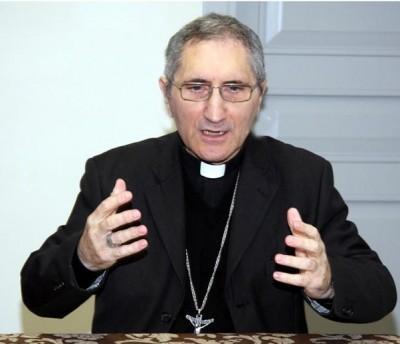 Guglielmo Borghetti vescovo 2017