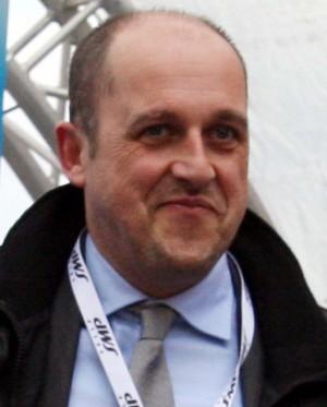 Roberto Sasso del Verme, collaboratore dell'Agenzia Immobiliare Albatros di Alassio, ne segretario provinciale della Lega Nord
