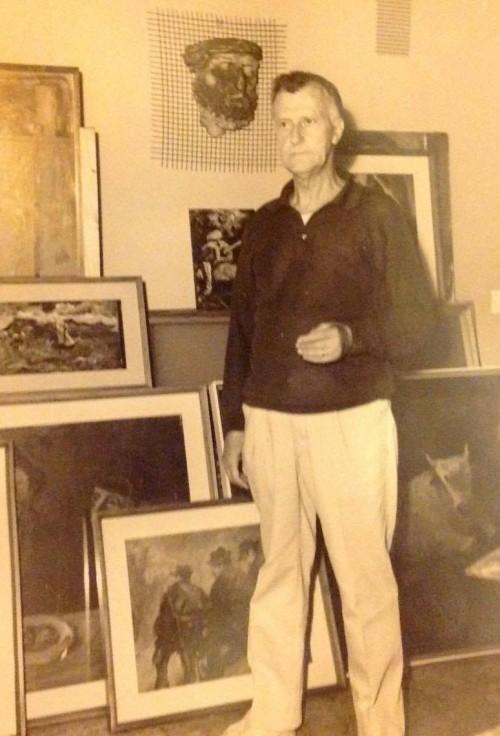 Il pittore di Savona  Antonio Agostani (1887-1977)